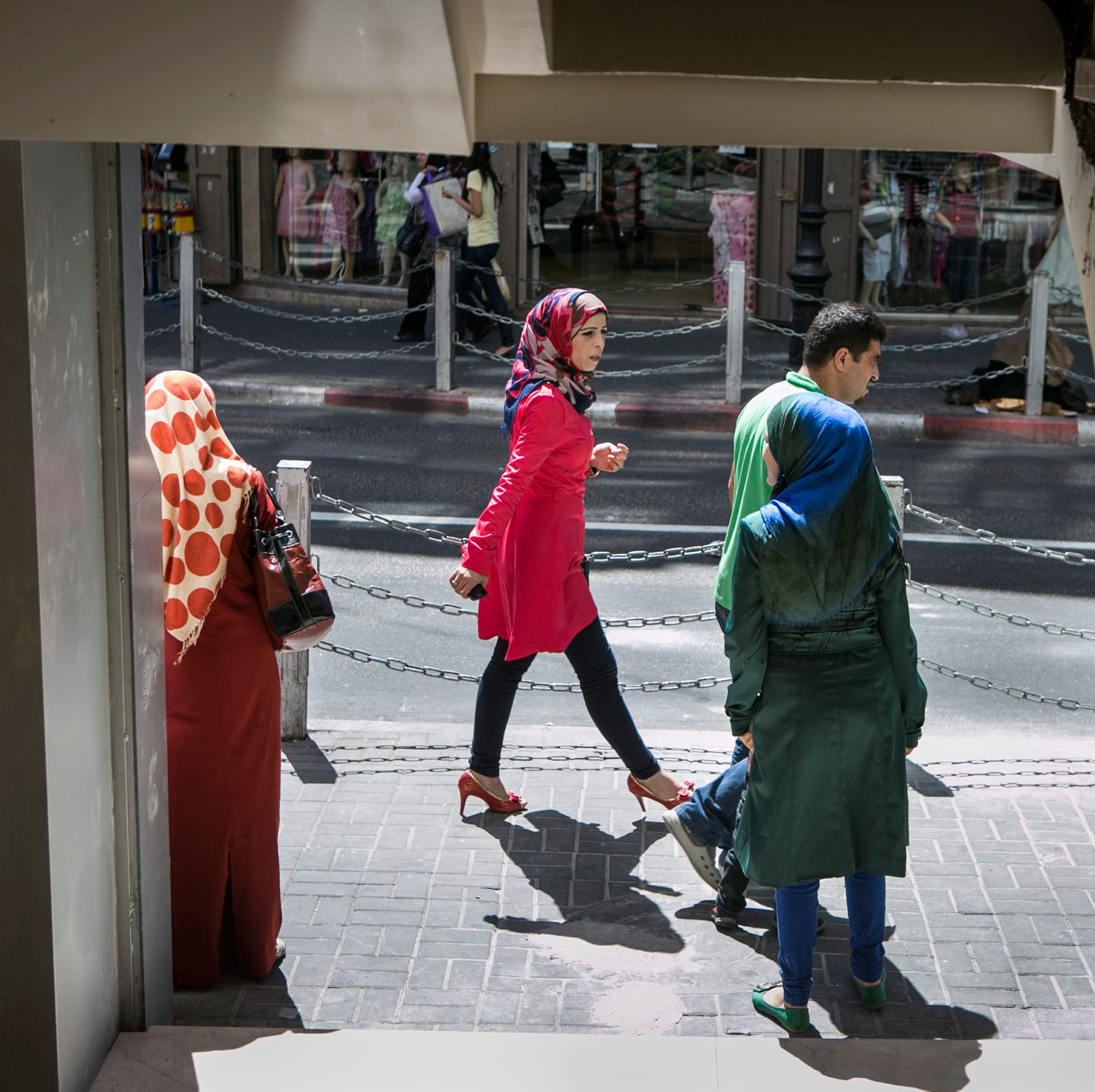 Hijab fashion in Egypt: A lot more than meets the eye ...